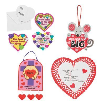 Sunday School Valentines Day Crafts Christian Valentines