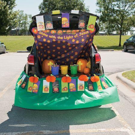 Christian Halloween Alternatives, Pumpkin Prayer Crafts